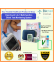 EZ2BUY PACKAGE - EasyTouch GCU 3-in-1 Blood Glucose, Cholesterol and Uric Acid Meter (Approved By Malaysia Medical Device Authority), FREE with 50 Blood Glucose Test Strips